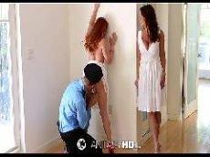 Putas manhosas fazendo vídeo porno com o cunhado