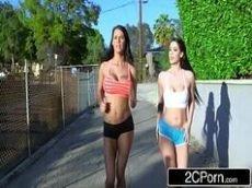 Xxxvideos das duas novinhas correndo