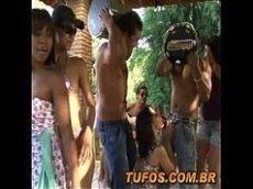 Brasileiras gostosas no pagode da putaria