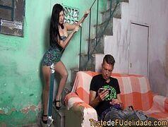 Favela da putaria e dos prazeres