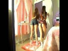 Gemêas Luany e Amanda