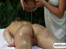 Lesbicas safadas na massagem