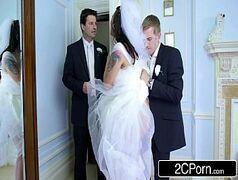 Metendo escondido na noiva do melhor amigo