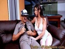 Porno nacional brasileira gostosa chupando a pica