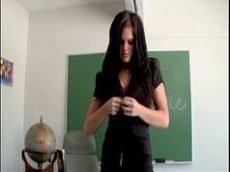 Sexo quente dentro da sala de aula