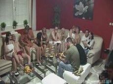 Porno caseiro com casadas na suruba