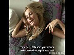Video porno caseiro com loirinha