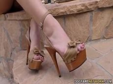 Video de fetiche por pés com gostosa da sexolandia