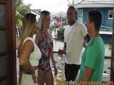 Suruba no ap com as safadas brasileiras