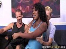 Video de sexo com negra gostosa e bem safada
