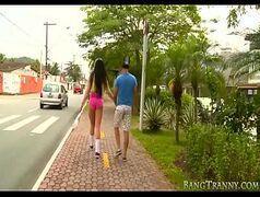 Travesti Ribeirao Preto fodendo com jovem homem