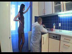 Casadoscontos vadia sendo comida por encanador