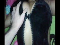 Foto de mulher pelada dando o cu