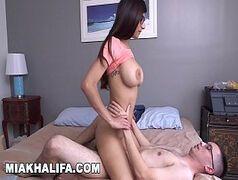 Mia khalifa nua fazendo sexo bem gostoso com japones