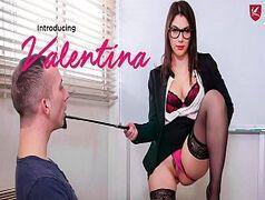 Professora do Porno anal entra em ação