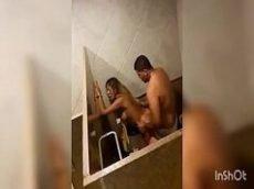Fotos da Anitta pelada fodendo no banheiro
