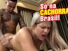X vidio com brasileira loira bem gostosa metendo pra caralho